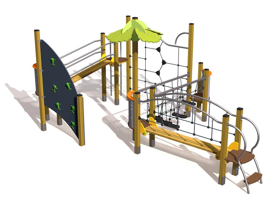 Educarium Plac zabaw Vivarea J3320