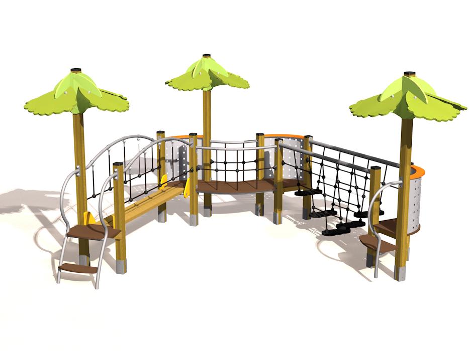 Educarium Plac zabaw Vivarea J3321
