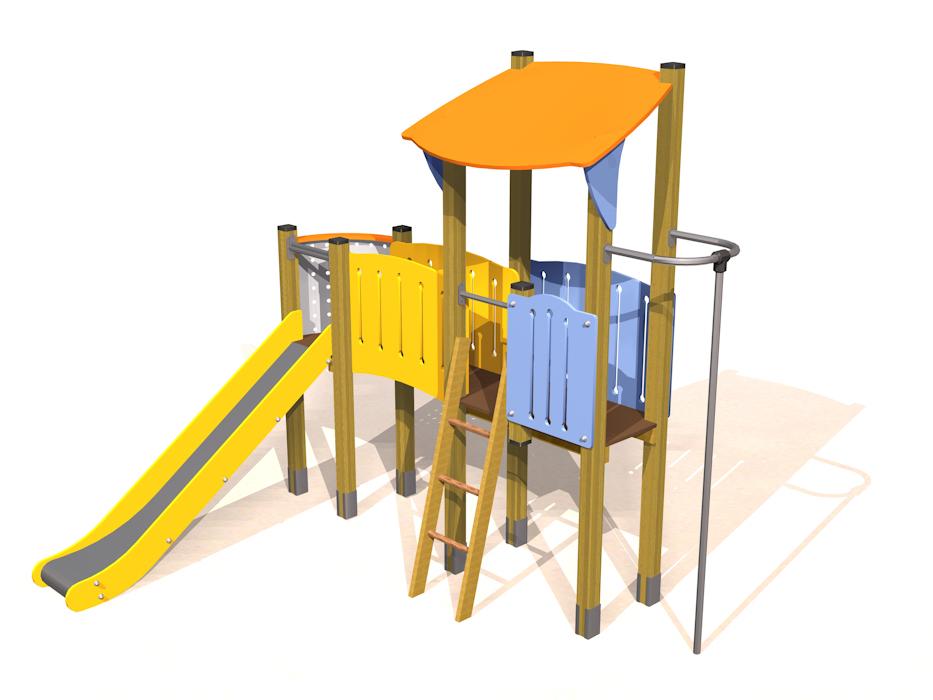 Educarium Plac zabaw Vivarea J3324
