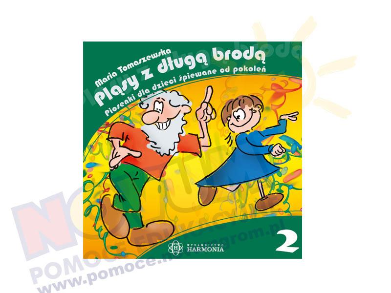 Novum Pląsy z długą brodą.Piosenki dla dzieci śpiewane od pokoleń - CD