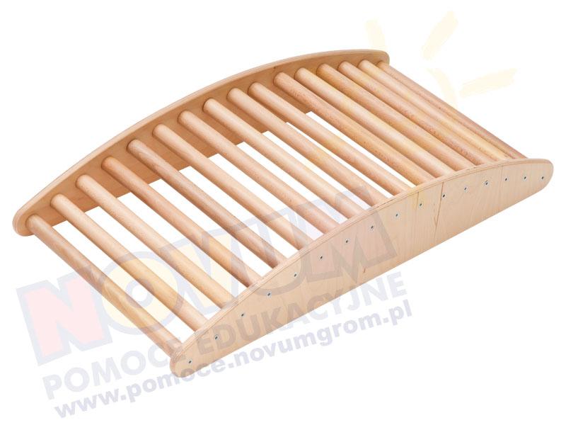 Novum Pomost-kołyska drewniana