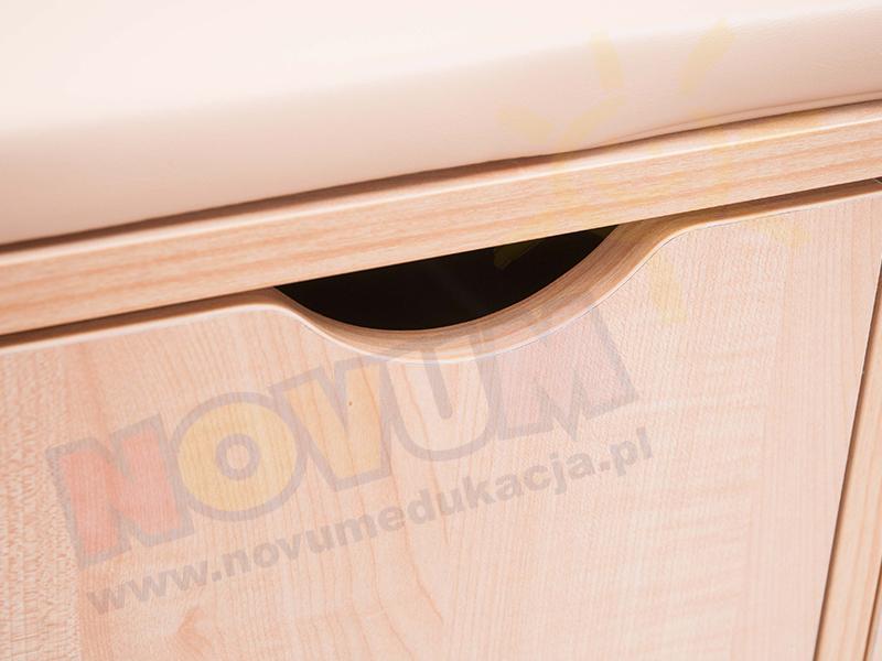 Novum Przewijak z szufladami