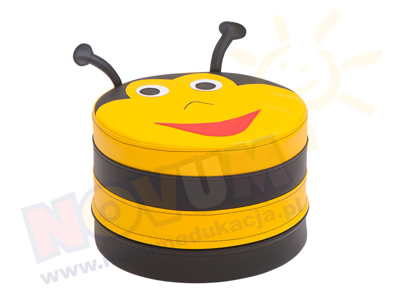 Novum Pszczółka - pufka