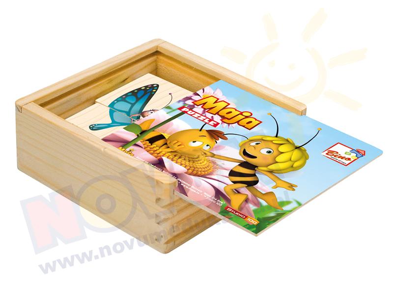 Novum Puzzle Pszczółka Maja I