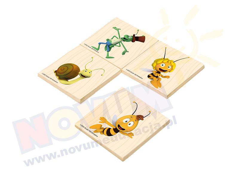 Novum Puzzle Pszczółka Maja II