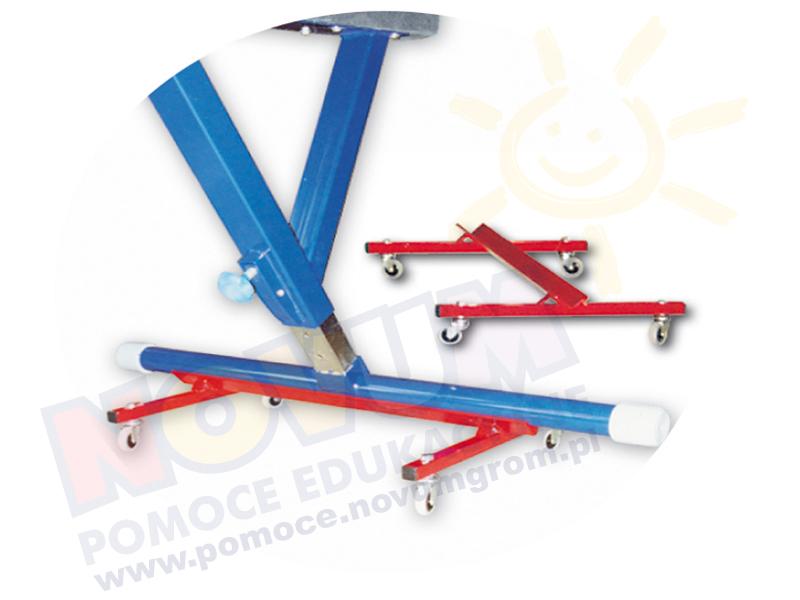 Novum Równoważnia 3 m z regulacją wysokości w zakresie 80-120 cm