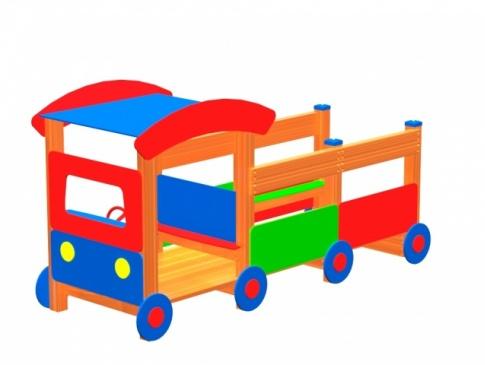 Elmo Place Zabaw Samochód ciężarówka