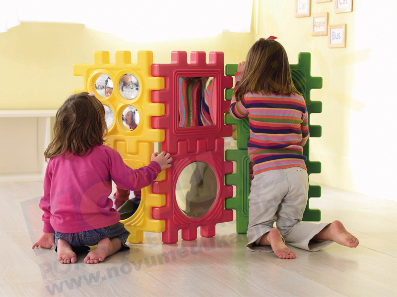 Novum Ścianki konstrukcyjne - lustra