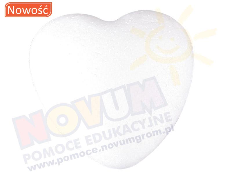 Novum Serce styropianowe