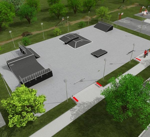 Lars Laj Skate Park 4