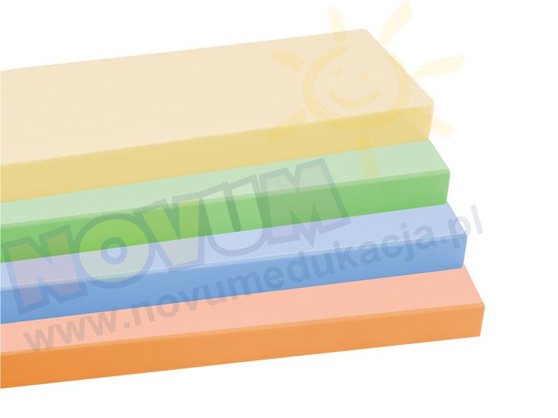 Novum Stół kolorowy okrągły 100 pastel - zielony