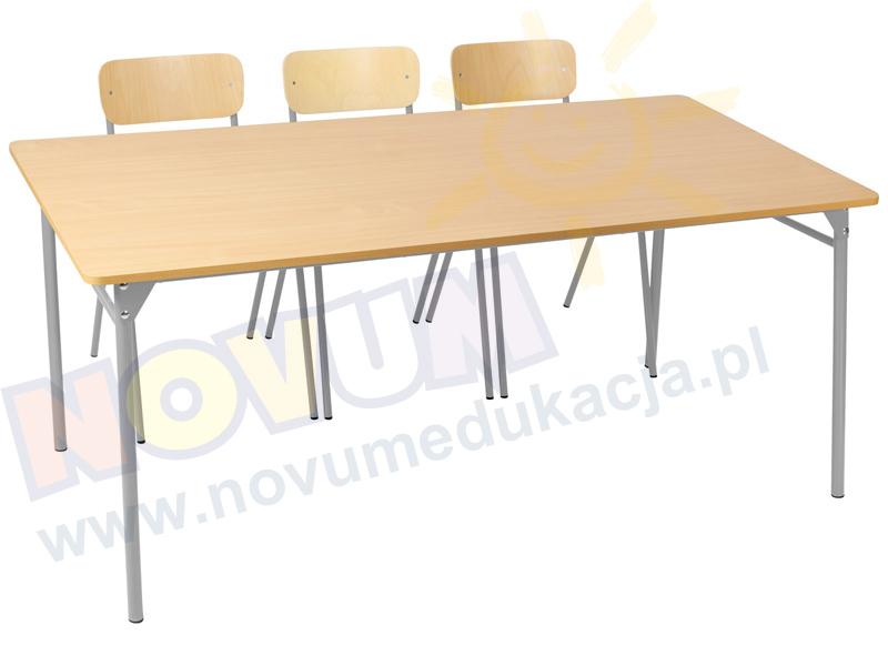 Novum Stół LT3 59 cm - aluminiowy