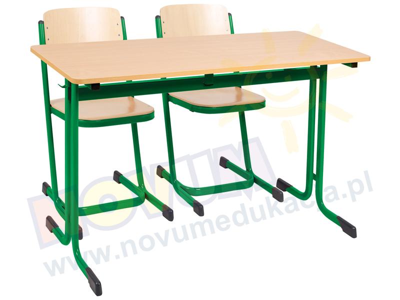 Novum Stolik MST 71 zielony