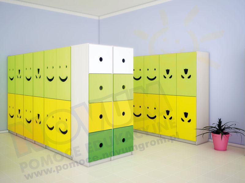Novum Szafka Uśmiech 4