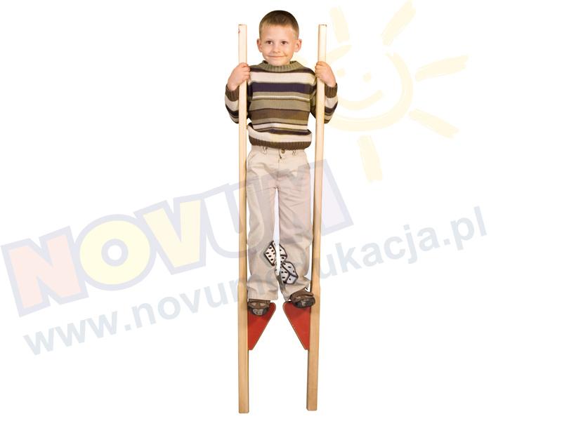 Novum Szczudła drewniane