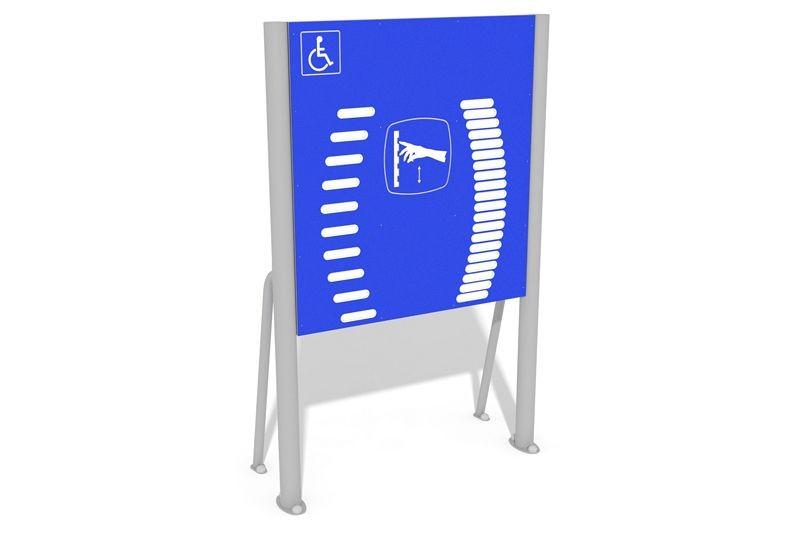Inter Play Tablica z drabinką - wersja dla osób na wózkach (AO-019)