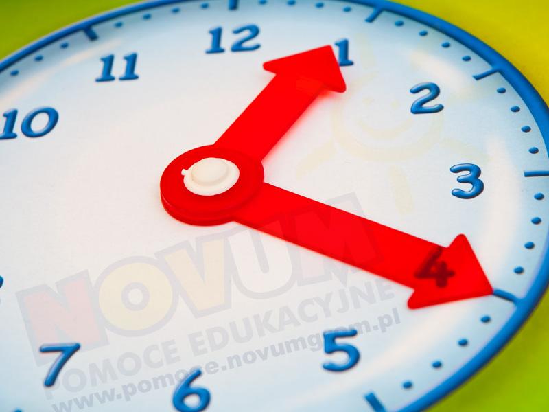 Novum Tic Tac - mój pierwszy zegarek
