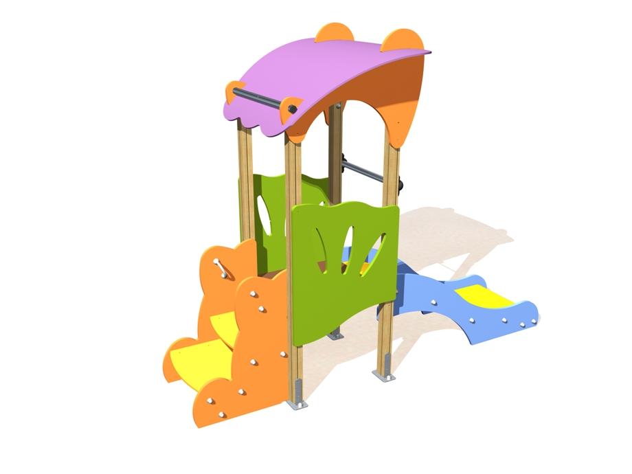 Educarium Urządzenie zabawowe Tiboo J3950