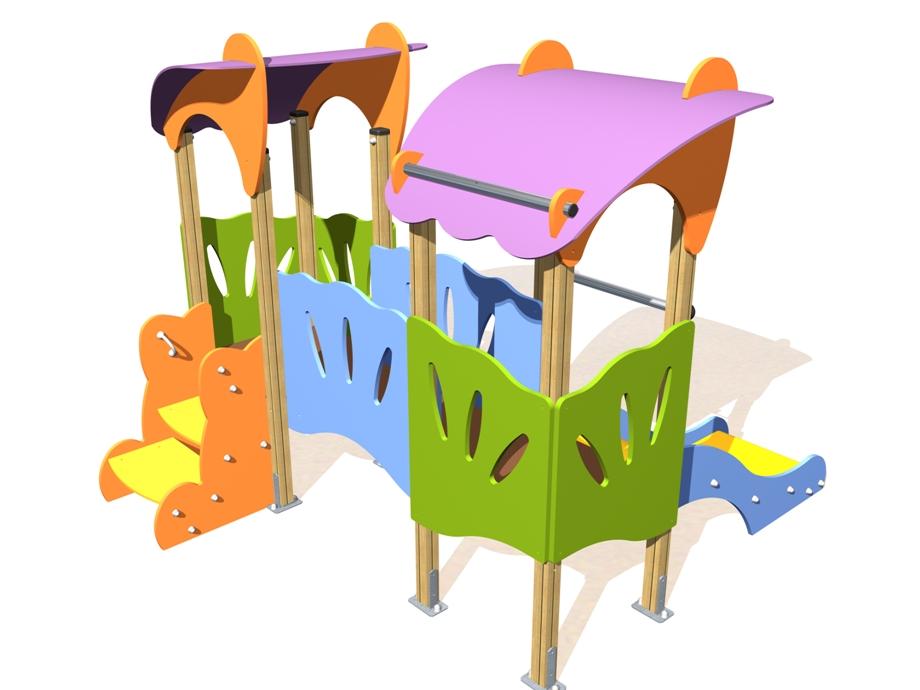 Educarium Urządzenie zabawowe Tiboo J3951