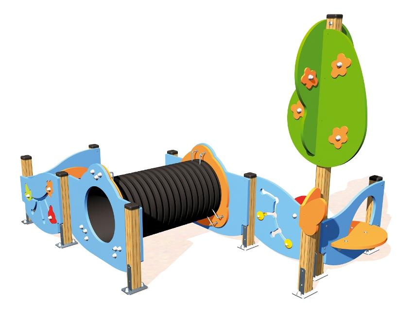 Educarium Urządzenie zabawowe Tiboo J3954