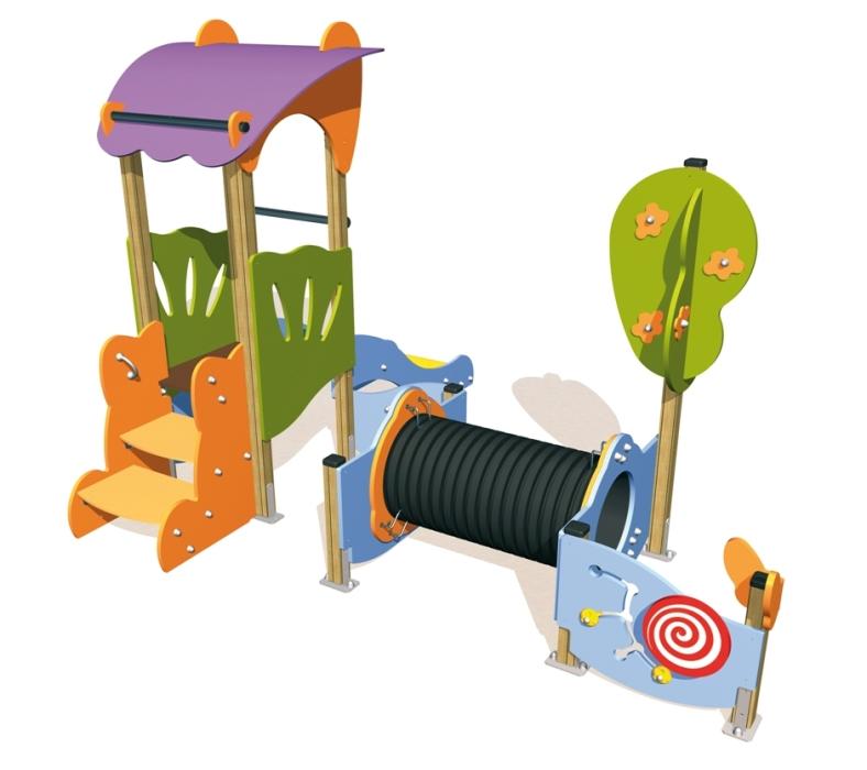 Educarium Urządzenie zabawowe Tiboo J3957