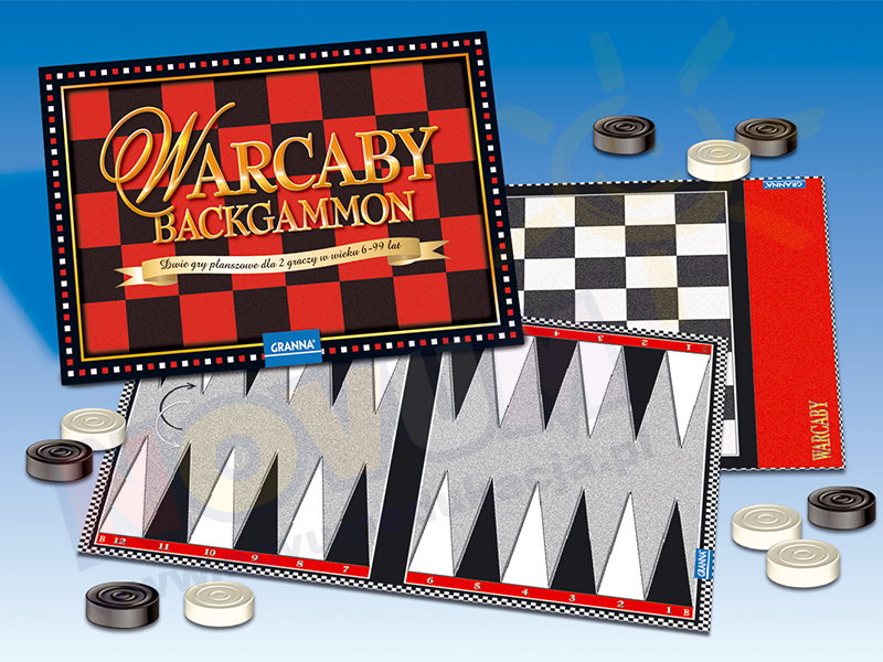Novum Warcaby i backgammon