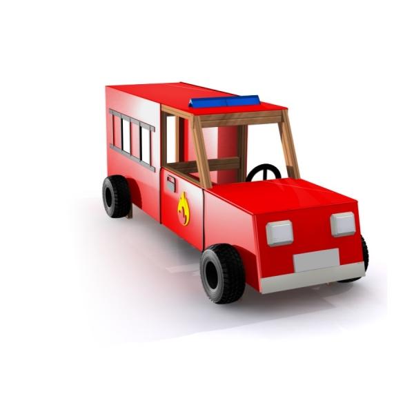 Lars Laj Wóz strażacki