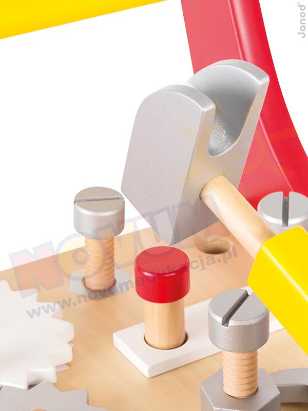 Novum Wózek warsztat magnetyczny z narzędziami
