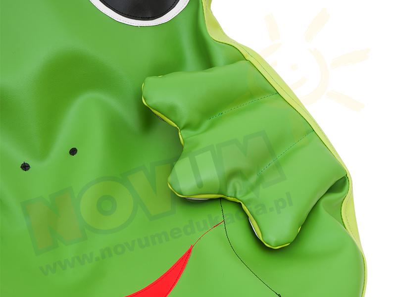Novum Żabka - fotelik granulatowy