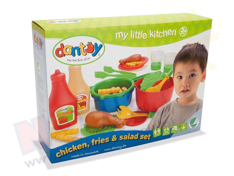 Novum Zestaw piknikowy z sałatą