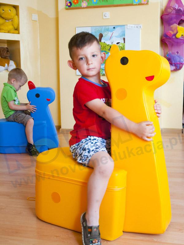 Novum Żyrafa - siedzisko